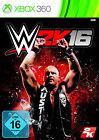 WWE 2K16 (Microsoft Xbox 360, 2015, DVD-Box)