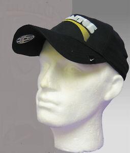 NEW Vintage Nike JUVENTUS Legacy 91 Dri-Fit BASEBALL CAP Black ... 365e2f18769