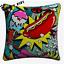 audacieux Roy Lichtenstein couleur Comic Book 45 cm CADEAU Rétro Pop art housses de coussin