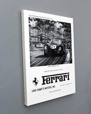 Chinetti Motors 1965 Advertisement Ebay