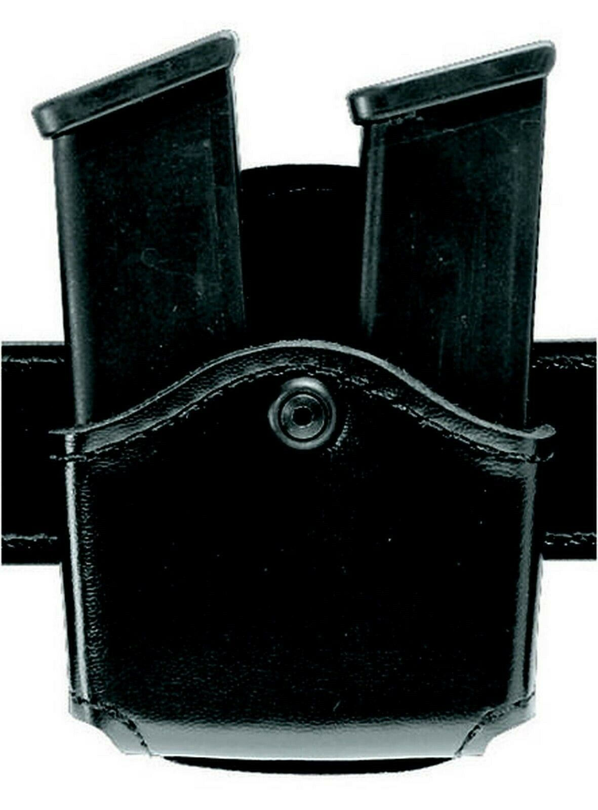 Model 572 Open Top Double Magazine Pouch - Paddle 572-76-2