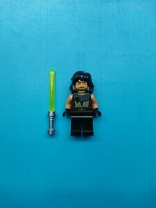 Lego Star Wars Quinlan Vos Minifigure from set 7964