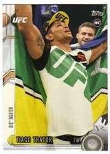 2015 Topps UFC Chronicles #248 Tiago Trator