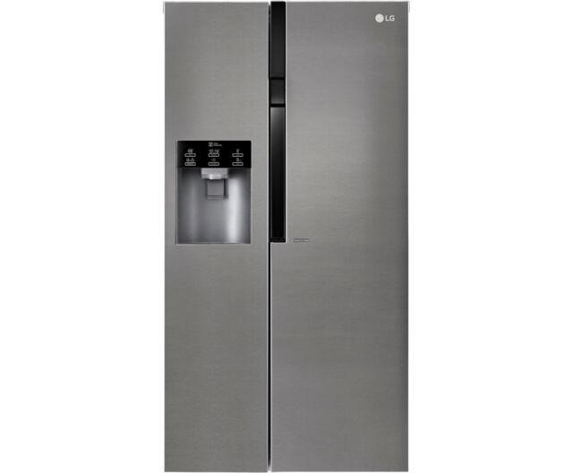 Side By Side Kühlschrank Günstig : Lg gsl icez side by side kühlschrank grau günstig kaufen ebay