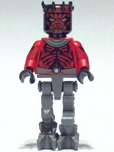LEGO 75022 - Star Wars - Darth Maul - Mechanical Legs - Mini Fig / Mini Figure