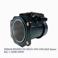 Air Mass Flow Meter 2268030P00 FOR Nissan INFINITI J30 300ZX 1990 1996