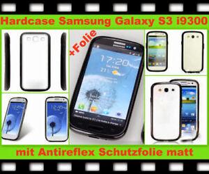 Silikon-Schutz-Hulle-Case-Cover-Samsung-Galaxy-S3-SIII-i9300-Tasche-Bumper-Folie