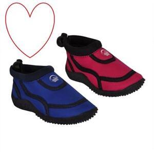 Aqua shoes wet beach swim water boys girls childrens pool shoes rock