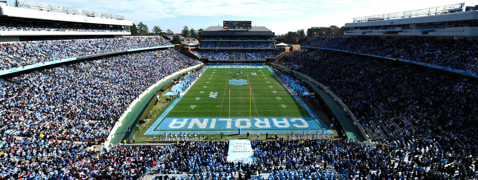 Cal Bears at North Carolina Tar Heels Football