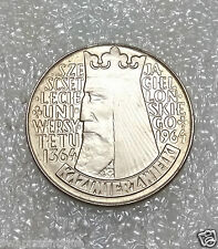 1964~~POLAND~~10 ZLOTYCH~~600th years of Jagiello University~~Proff Like Coin
