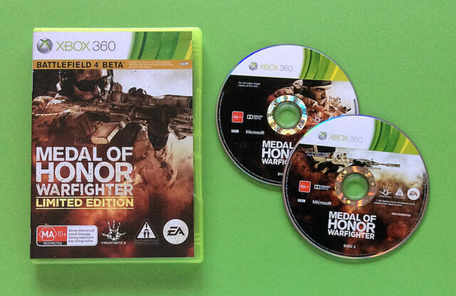 Medal of Honor: Warfighter - Limited Edition Xbox 360