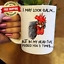 May-Look-Calm-In-My-Head-I-039-ve-Pecked-You-3-Times-Chicken-11oz-Coffee-Mug thumbnail 1