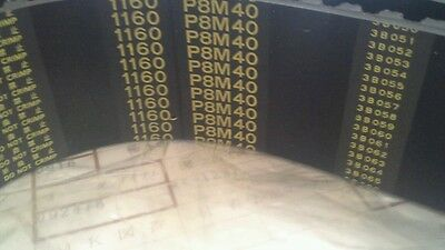 D/&D PowerDrive 608-8M-25 Timing Belt