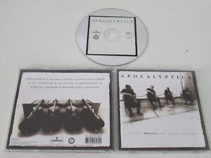 APOCALYPTICA-GIOCA-Metallica-By-quattro-Cellos-Mercury-532-707-2-CD-ALBUM