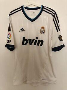 f195fae9c ALONSO,2013 01 12 REAL MADRID VS OSASUNA LA LIGA MATCH WORN DIRTY ...