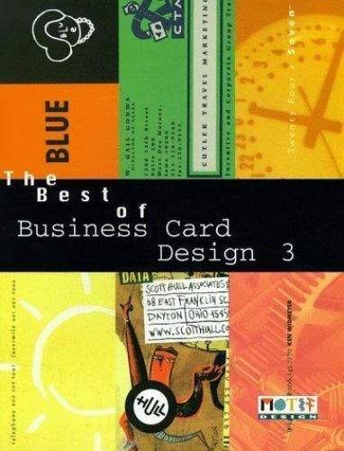 Best of Business Card Design by Rockport Publishing