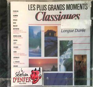 LES-PLUS-GRANDS-MOMENTS-CLASSIQUES-Mozart-Beethoven-Chopin-CD-ALBUM-NEUF