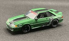 1987 Ford Mustang Gt Twin Turbo 50 Coyote Custom Limited Edition 164 Drag Car