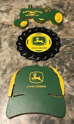 John Deere Patio Screen Door Screen Saver Magnet Lot 3