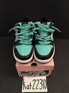 new products 8cf10 b6df9 Image is loading Nike-Dunk-Low-Pro-SB-Diamond-Supply-Co-