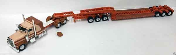 TONKIN 1 53 SCALE PETERBILT 389 MODEL   BN   600051
