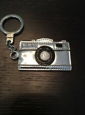 "Kate Spade ""Steal The Spotlight"" Camera Keyfob Pristine-NWOT"