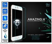 Genuine 100% TEMPERED GLASS Screen Protector APPLE IPHONE 7+ PLUS 7 PLUS 2016