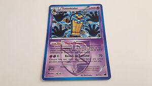 Tutankafer Holo 56/116 Carte Pokemon Neuve Française N&B:Glaciation Plasma