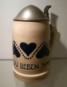 Bierkrug-0-5-Liter-Duemler-amp-Breiden-Modellnr-891-Entwurf-Paul-Duemler-um-1900