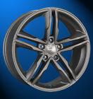 Wheelworld WH11 8 X 18 5 X 112 45 daytona grau matt lackiert