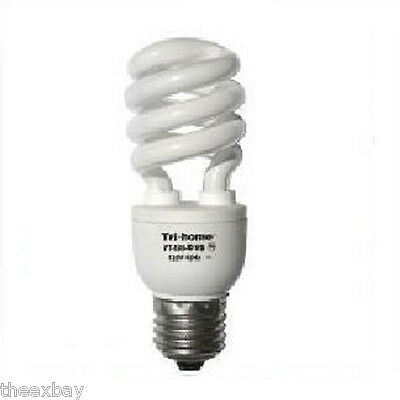 150W Output CFL Compact Fluorescent Light Bulb 33 Watts Daylight White 6400k