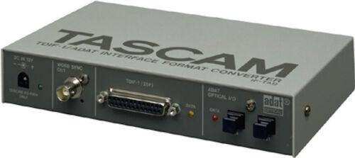 TDIF//ADAT Lightpipe Converter. Tascam IF-TAD