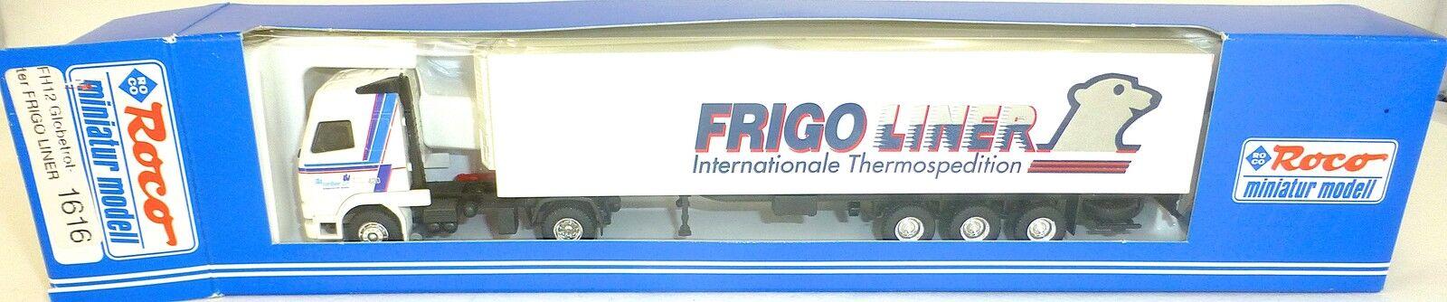 Fh12 Globetredter Frigo Liner Roco Art 1616 1 87 New Â