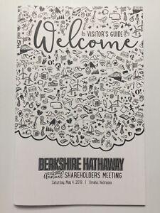 2019-Berkshire-Hathaway-Annual-Shareholders-Meeting-Visitors-Guide-Buffett