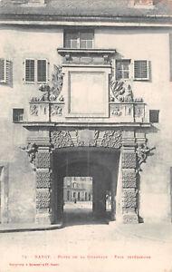 R288869 72. Nancy. Porte De La Citadelle. Face Interieure. A. Bergeret