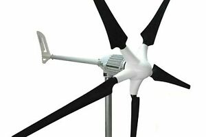 2000w 48v viento generador, carga híbrido, regulador mástil/torre set istabreeze ®