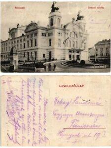 CPA-CLUJ-KOLOZSVAR-Nemzeti-szinhaz-ROMANIA-503043