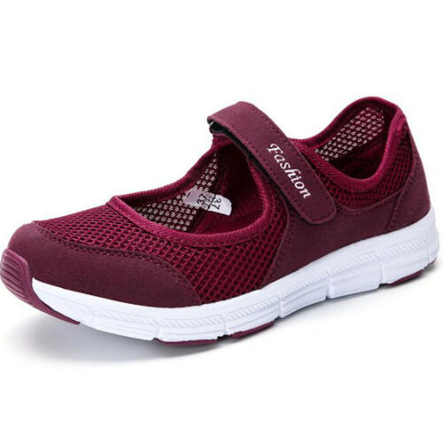 Fashion Women/'s Casual Fitness Running Shoes Comfortable Mesh Walking Sneakers