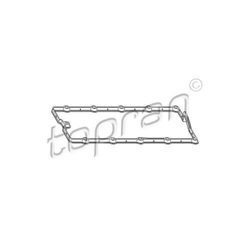 TOPRAN Gasket rocker cover 111 924 cylinder head cover Gasket