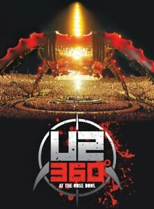 360 at the Rose Bowl DVD 2010 4Disc Set Super Deluxe Edition With Book  Vi - Van Nuys, California, United States - 360 at the Rose Bowl DVD 2010 4Disc Set Super Deluxe Edition With Book  Vi - Van Nuys, California, United States