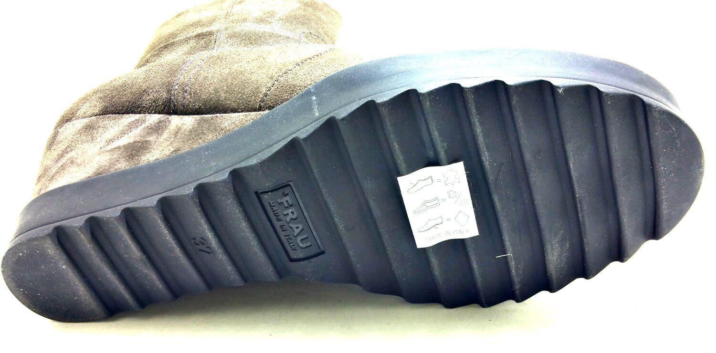 Frau 41B5 visone Schuhe Stiefel Absatz Frau niedrig Pumps Keilabsätze Absatz Stiefel 47079c