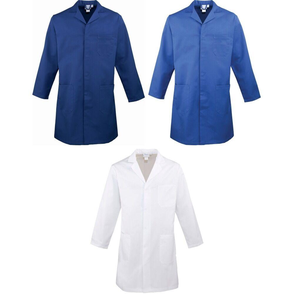 Mens Premier Lab Work Coat