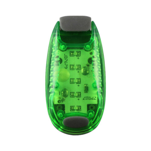 Helmet Led Bike Rear Back Light Running Tail Safety Warning Lamp Cycling Bicycle