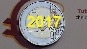 2-euro-2017-Vaticano-San-Marino-Finlandia-Belgio-Slovenia-Francia-tutte-nazioni