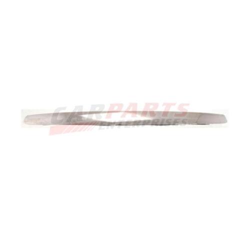 NEW FRONT HOOD MOLDING CHROME FOR HYUNDAI ELANTRA 2004 2006 HY1200138