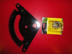 Genuine-OEM-JOHN-DEERE-Steering-Sector-amp-Pinion-Gear-L-SERIES-GX20053-GX20052BLE