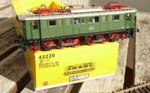 Brawa-43220-H0-Altbau-Elektrolokomotive-Baureihe-175-der-DB-Epoche-4-NEU-in-OVP