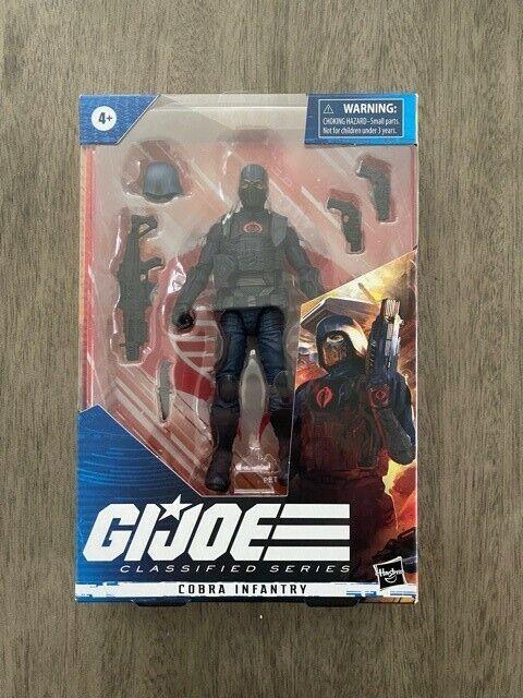 Hasbro G.I. Joe Classified Series - Cobra Trooper Action Figure