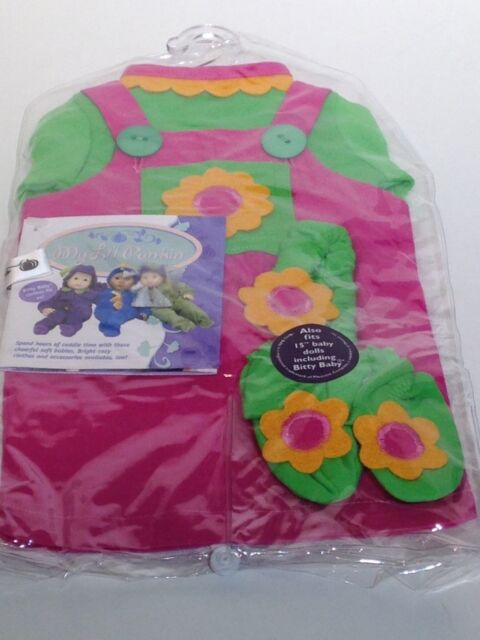 Baby Doll Clothes 15 Inch