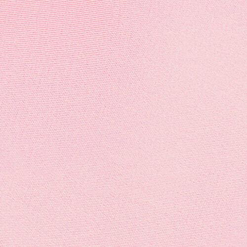 DQT raso pianura Solido Baby Rosa Formale Matrimonio Cravatta Da Uomo Classic